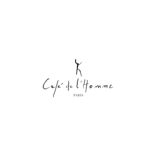 Logo du Café de l'Homme