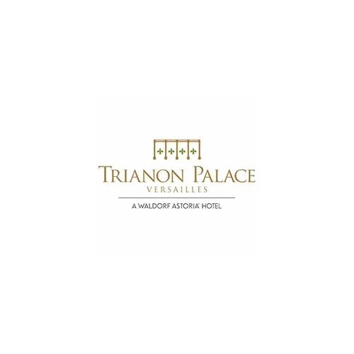Logo du Trianon Palace de Versailles
